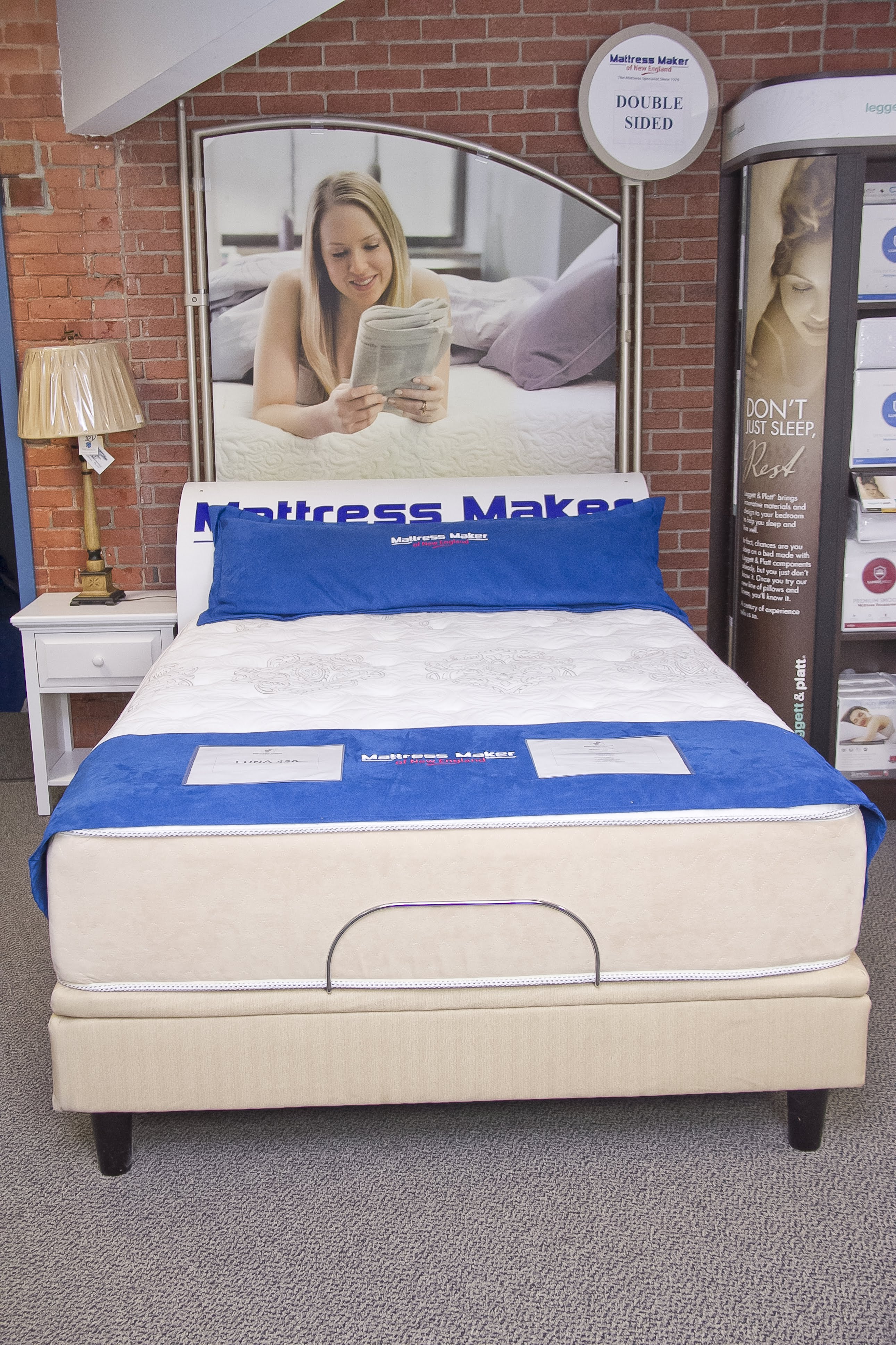 Luna 480 - Latex (Mattress Only)